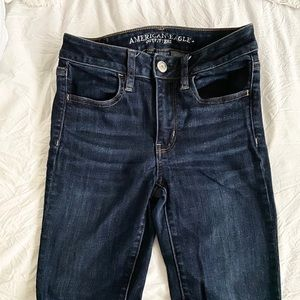 American Eagle Stretch Denim Skinny Jean